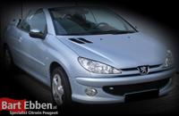 Peugeot 206 CC Cabriolet onderdelen gebruikt en nieuw online in de catalogus