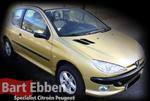 Peugeot 206 onderdelen gebruikt en nieuw online in de catalogus