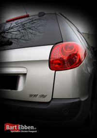 Peugeot 207 SW break onderdelen gebruikt en nieuw online in de catalogus