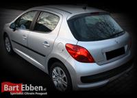 Peugeot 207 onderdelen gebruikt en nieuw online in de catalogus
