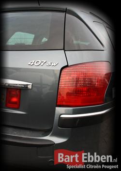 Peugeot 407 SW onderdelen gebruikt en nieuw in online catalogus