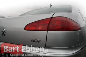 Peugeot 607 onderdelen gebruikt en nieuw in online catalogus