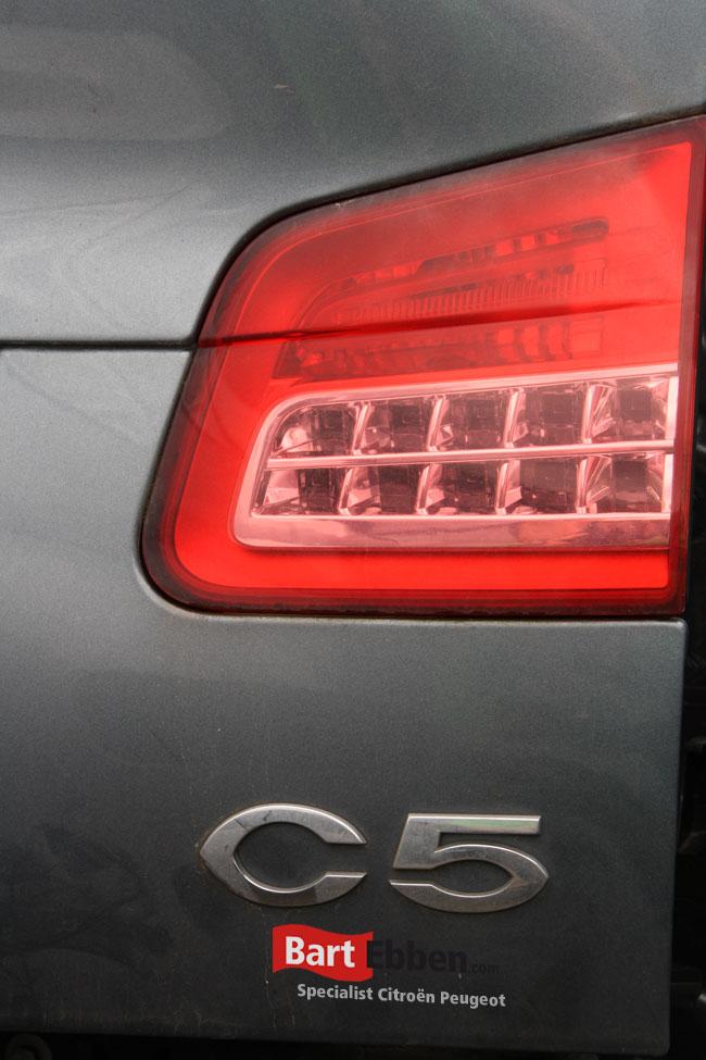 Citroen C5 Gebruikte Onderdelen Snelle Levering Met Garantie Van