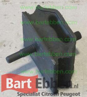 Citroen Xsara Achteras silent block rubber stootblokken nieuw