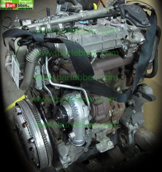 Gebruikte Citroen Jumper motor 3.0 HDI, vraag hier een onderdeel aan