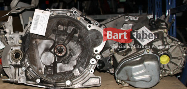 Grote Voorraad Gebruikte Citro 235 N Versnellingsbakken