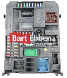 Peugeot zekeringkast BSI defect? Gebruikte onderdelen uit voorraad