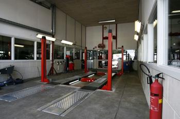 Speciale testbank voor APK keuringen aan Citroen Peugeot Renault