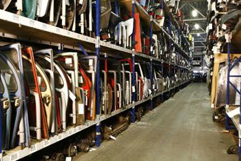 Plaatwerk, deuren, motorkappen, koplampen, enz. voor Citroen Peugeot