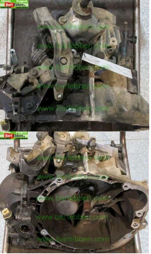 E1 HYDROLISCHE KOPPELING 2222EF 2223LE JDK 20LM19 0035703 LR