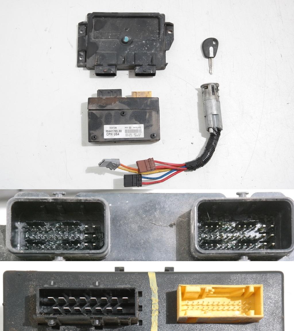 E1 -CDV 1938YG Lucas DWLC12 9644506780 +EBE 658055 +c. slot JH