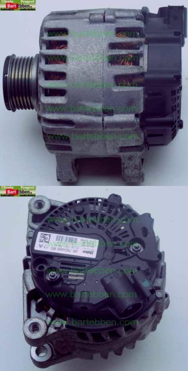 VALEO CL15 9678048880 EJ
