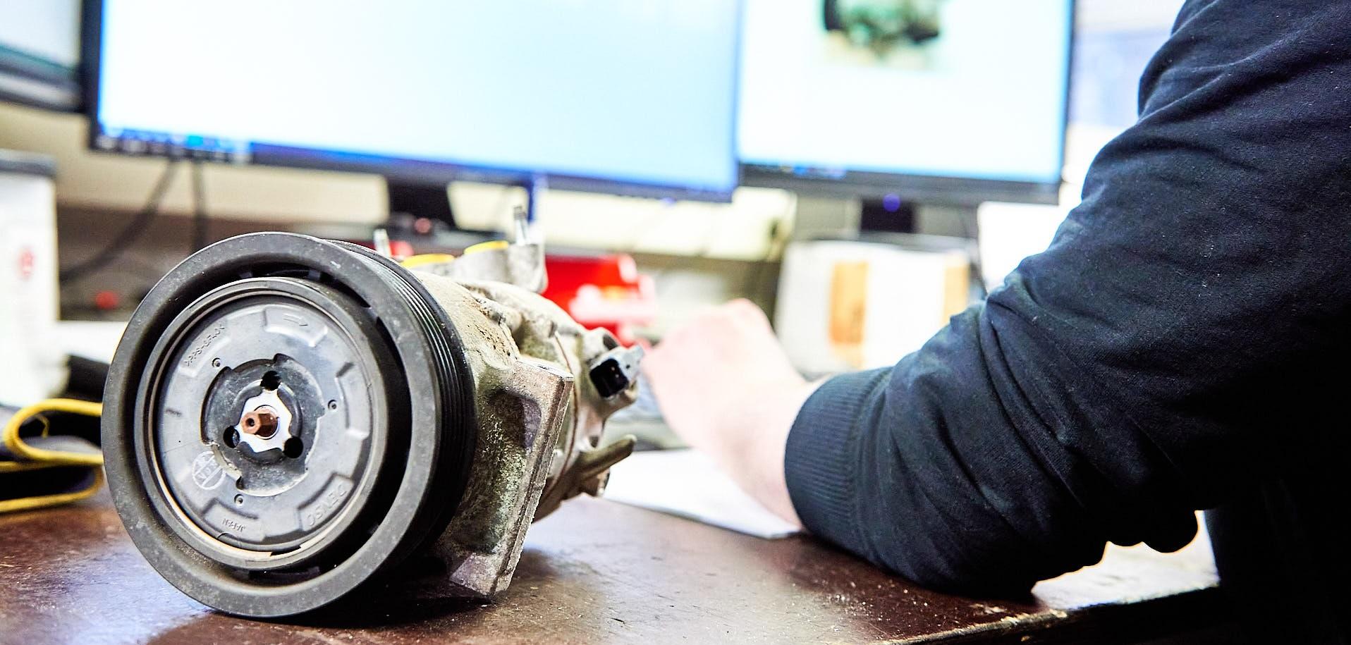 Vacature enthousiaste monteur demontage onderdelen Citroen Peugeot